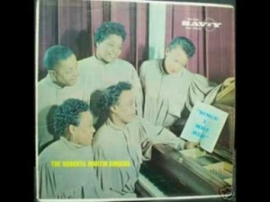 The Roberta Martin Singers - God is still on the throne